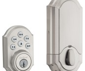 coded front door locks