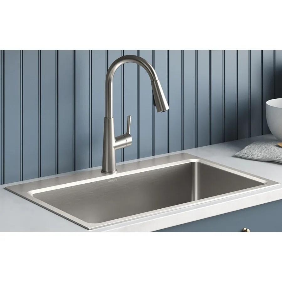kohler kitchen sinks at lowes com