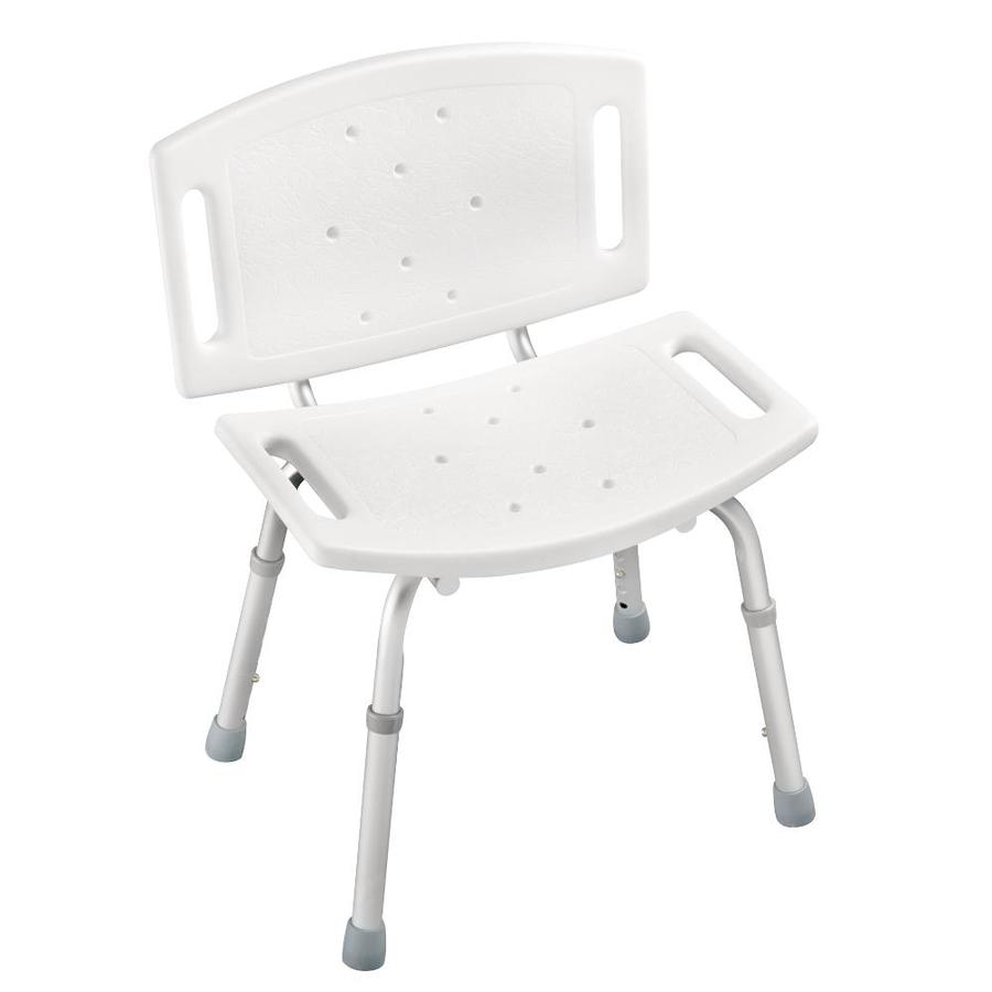 swivel chair walmart sure fit covers nz shop delta white plastic freestanding shower at lowes.com