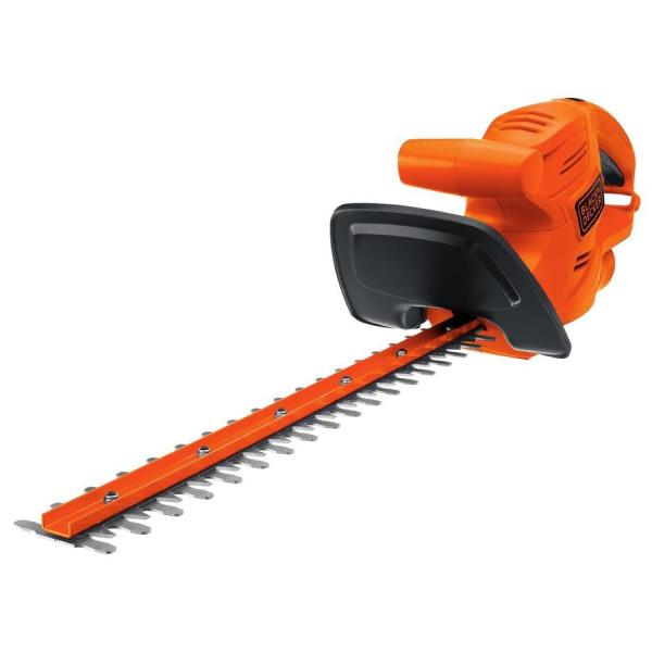 Black & Decker 3.2-amp 17-in Corded Electric Hedge Trimmer