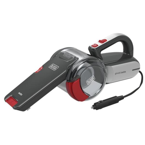 Black Decker 12-volt Handheld Vacuum