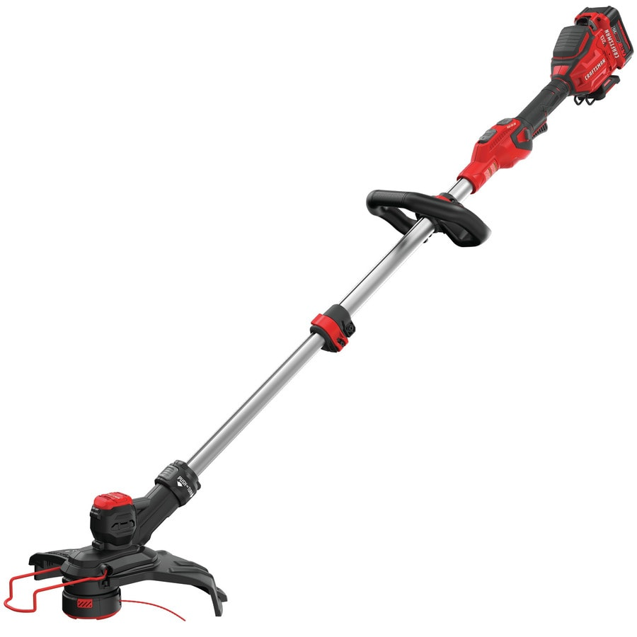 CRAFTSMAN V20 20-volt Max 13-in Straight Cordless String