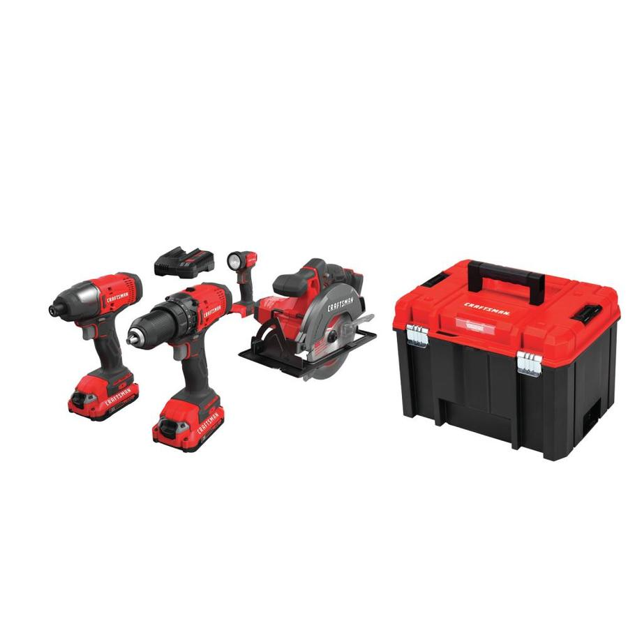 Craftsman Electric Drill Battery