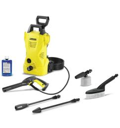 karcher 1600 psi 1 25 gpm cold water electric pressure washer [ 900 x 900 Pixel ]