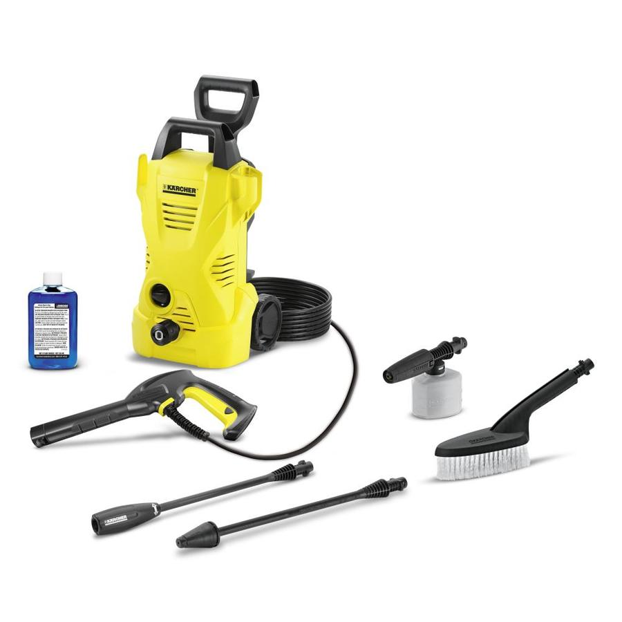 medium resolution of karcher 1600 psi 1 25 gpm cold water electric pressure washer