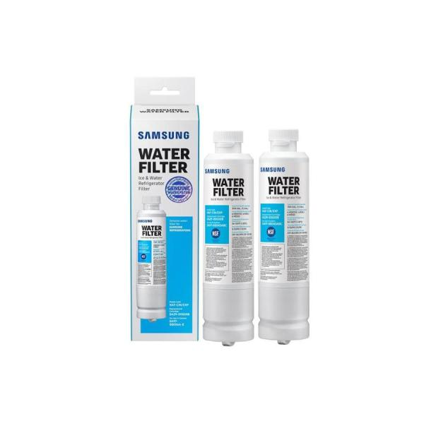 Samsung 2-pack 6-month Refrigerator Water Filter