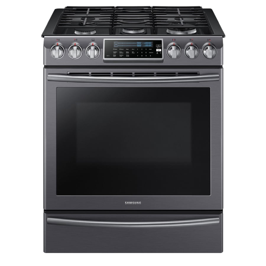 Stove Burner Ge Convection Oven