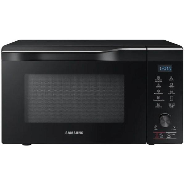 Samsung 1.1-cu Ft 1700-watt Countertop Convection Microwave Black Stainless Steel
