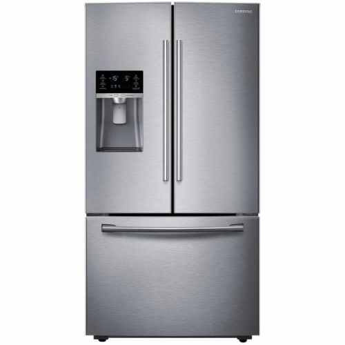 small resolution of samsung 28 07 cu ft french door refrigerator with dual ice maker stainless steel