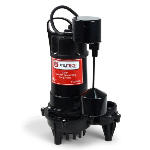 small resolution of utilitech 0 5 hp cast iron submersible sump pump