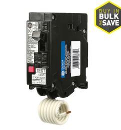 obsolete ge fuse box wiring diagram ge q line thql 20 amp 1 pole dual function [ 900 x 900 Pixel ]