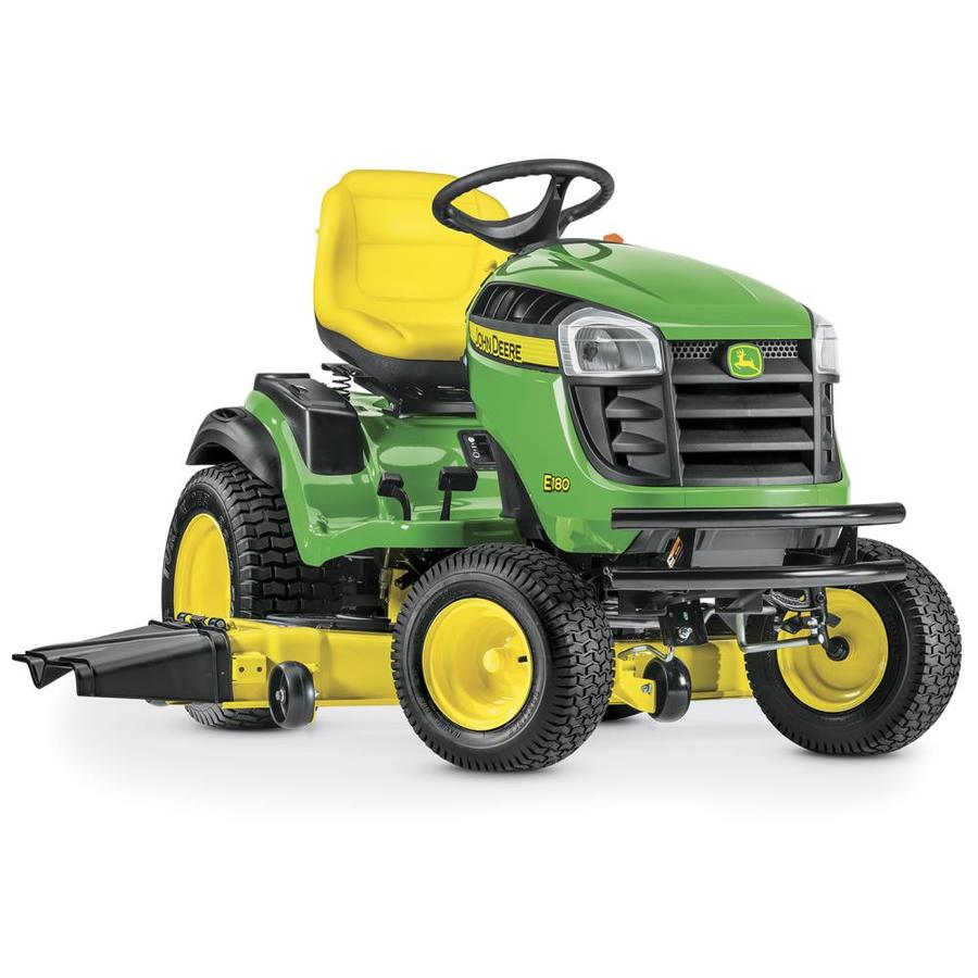 medium resolution of john deere e180 25 hp v twin side by side hydrostatic 54 in