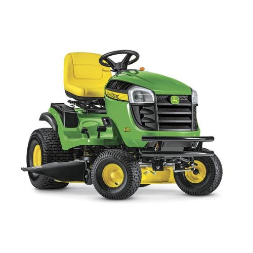 small resolution of john deere e130 carb 22 hp v twin side by side hydrostatic 42