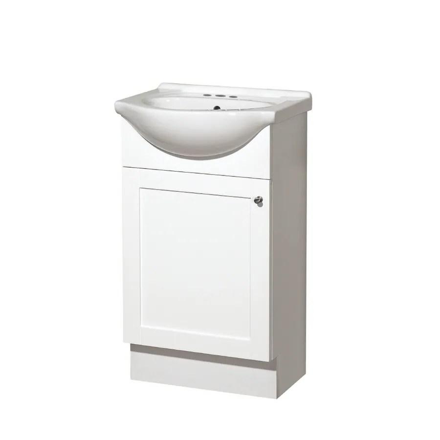 belly sink single sink bathroom vanity