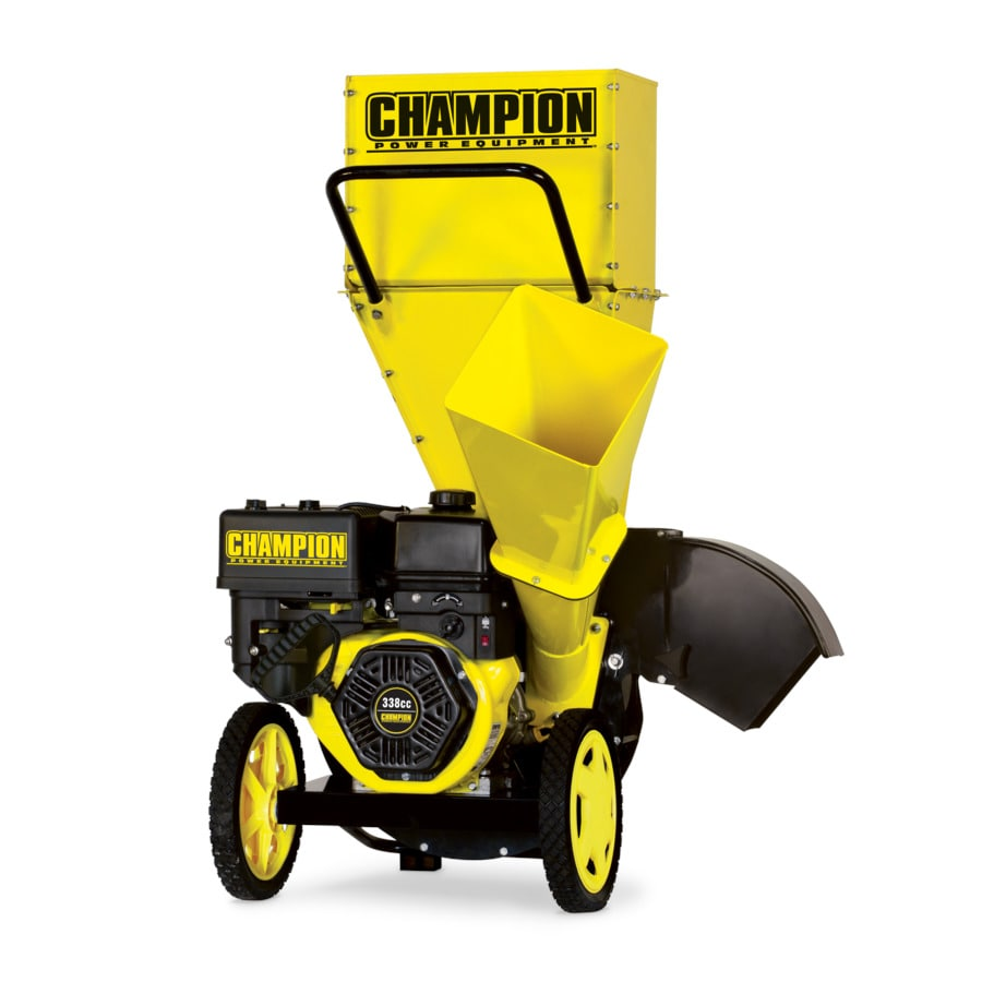 Best Homeowner Wood Chipper