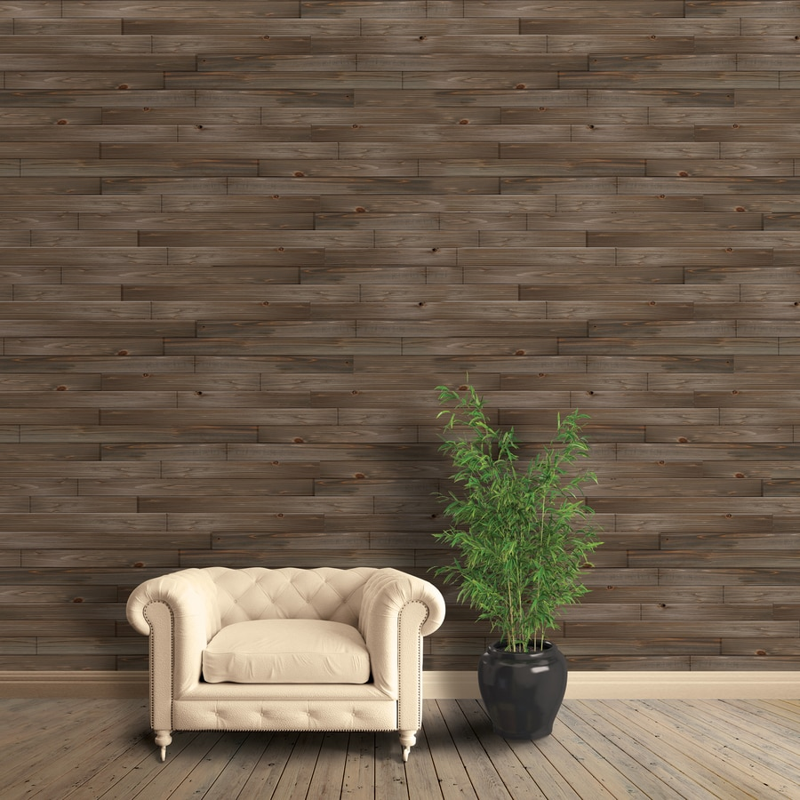Shop Design Innovations Reclaimed 14sq ft Weathered Wood