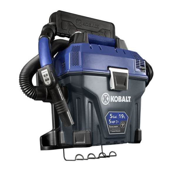 Kobalt 5-gallon 5 Peak Hp Vacuum