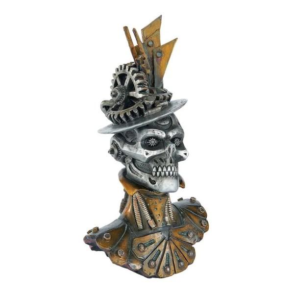 Steampunk Halloween Decor