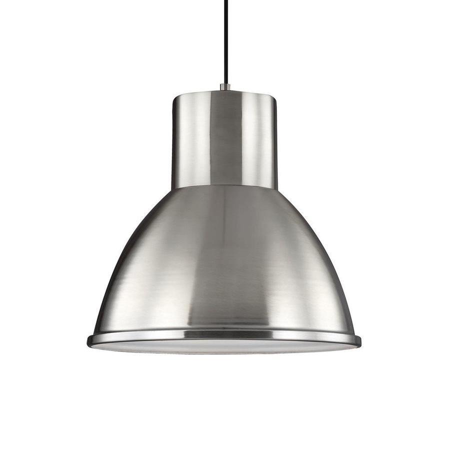Shop Sea Gull Lighting Division Street Brushed Nickel