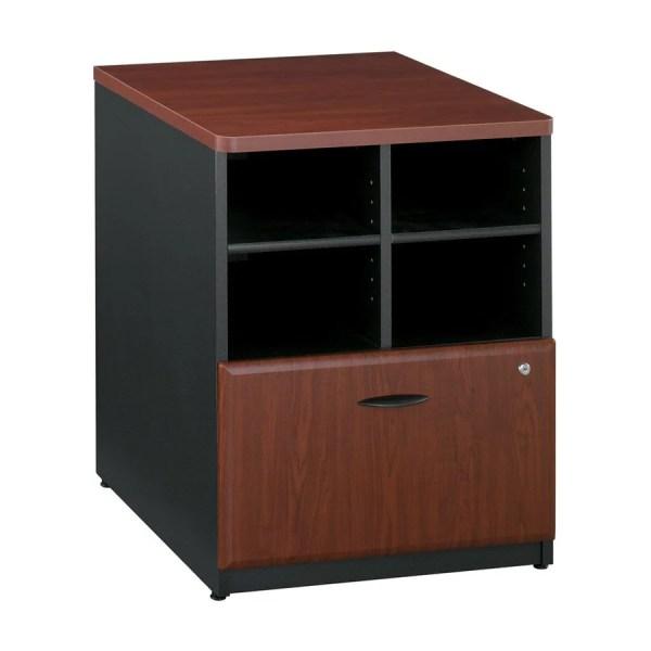 Bush Furniture Hansen Cherry File Cabinet Business