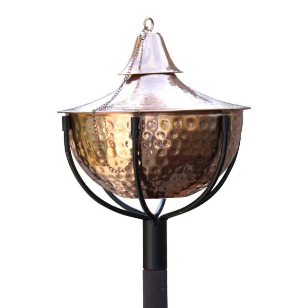 Passage Maui Grande 2-pack 61-in Hammered Copper Stainless