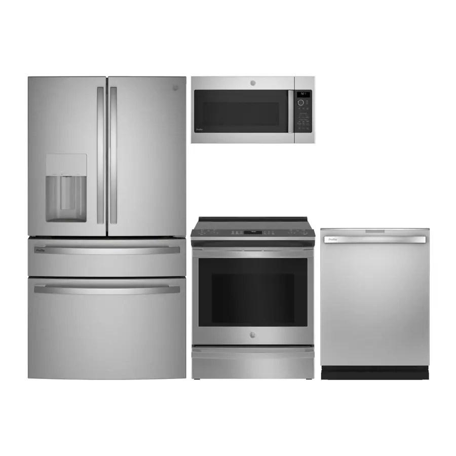 ge profile french door refrigerator