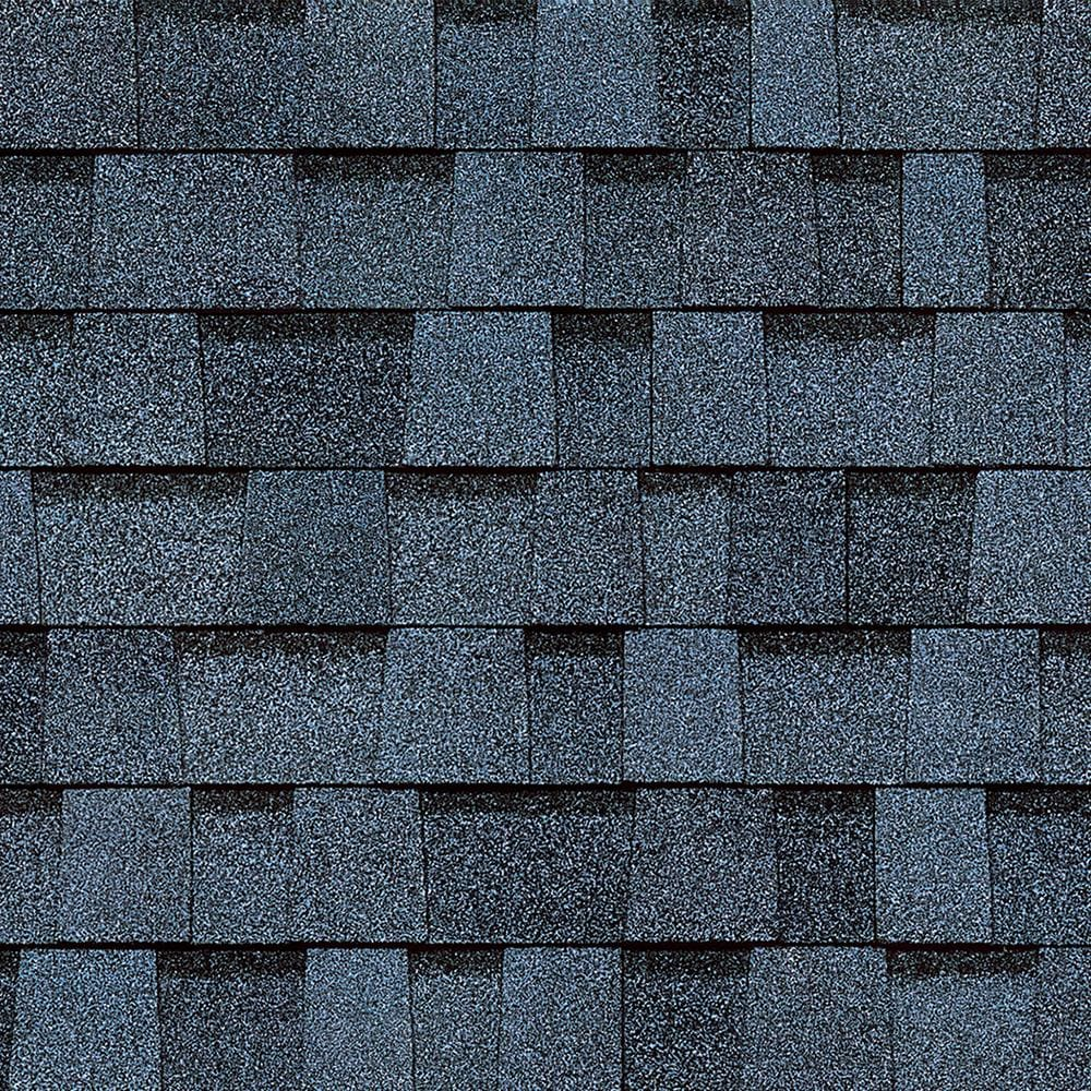 Available in 14 traditional colors. Owens Corning Trudefinition Duration 32 8 Sq Ft Harbor Blue Laminated Architectural Roof Shingles In The Roof Shingles Department At Lowes Com