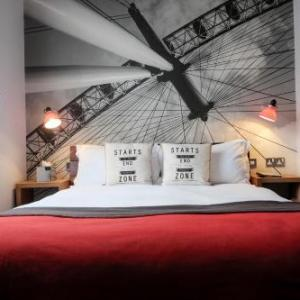 Hotels Near London Waterloo Station In Lambeth United Kingdom