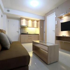 Promo 90 Off Bassura City Apartment 2br 2 By Mediapura