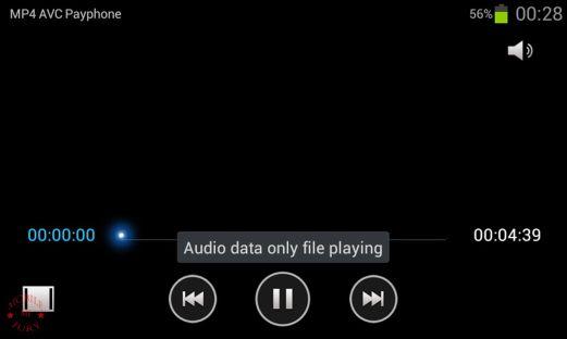 Samsung Galaxy Grand Quattro 720p Video