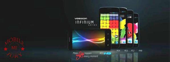 Videocon Infinium Mobile Series
