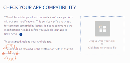 Checking app compatibility