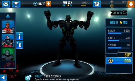 Real Steel World Robot Boxing Review