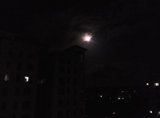 That's the moon
