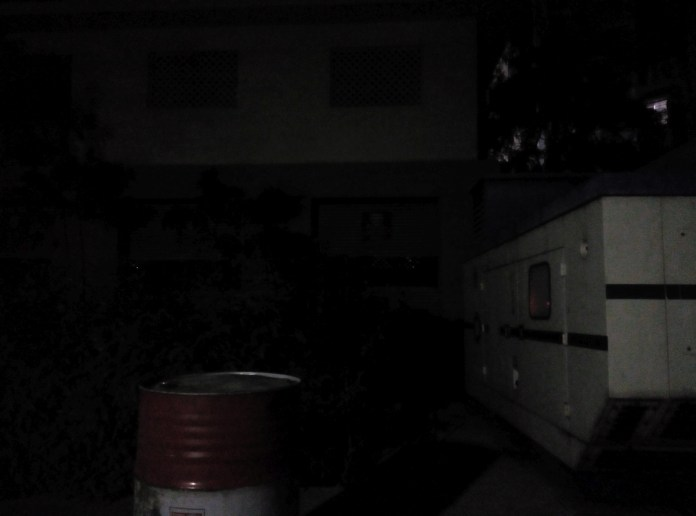 NIght shot1- Gionee S5.5 Review