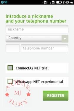 Connect A2 Whatsapp