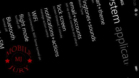 Nokia Lumia 830 Review Transition Problem
