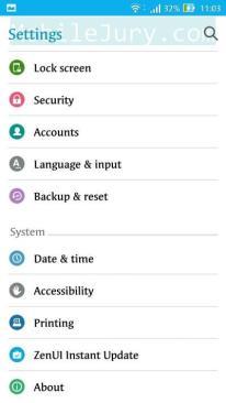 Asus ZenFone Laser Screenshot (8)