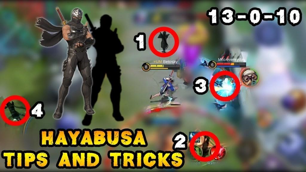 Hayabusa Tips And Tricks | Mobile Legends Bang Bang