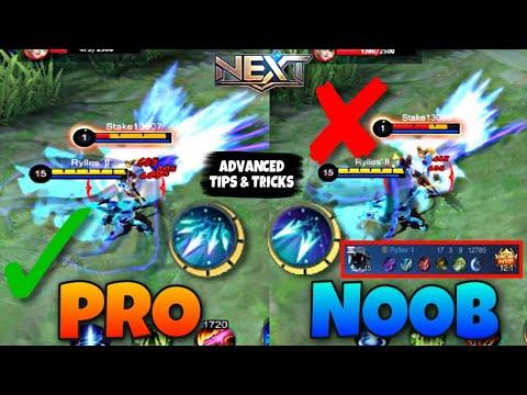 PRO HELCURT TUTORIAL 2021  Pro Guide   Advanced Tips & Tricks Mobile Legends