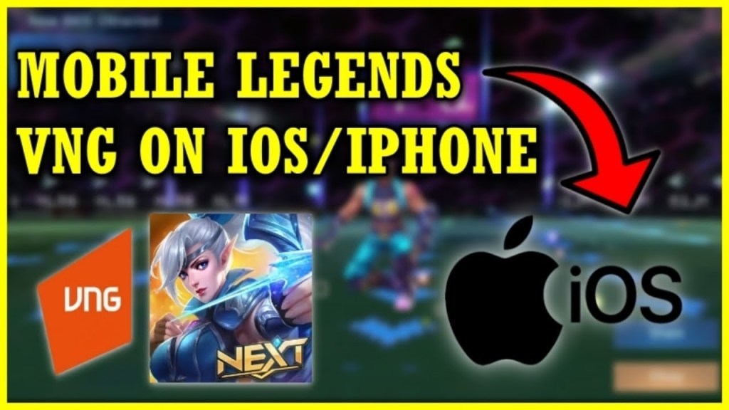 HOW TO DOWNLOAD MOBILE LEGENDS VNG ON IOS/IPHONE | DOWNLOAD MLBB VNG ON IOS/IPHONE 2020