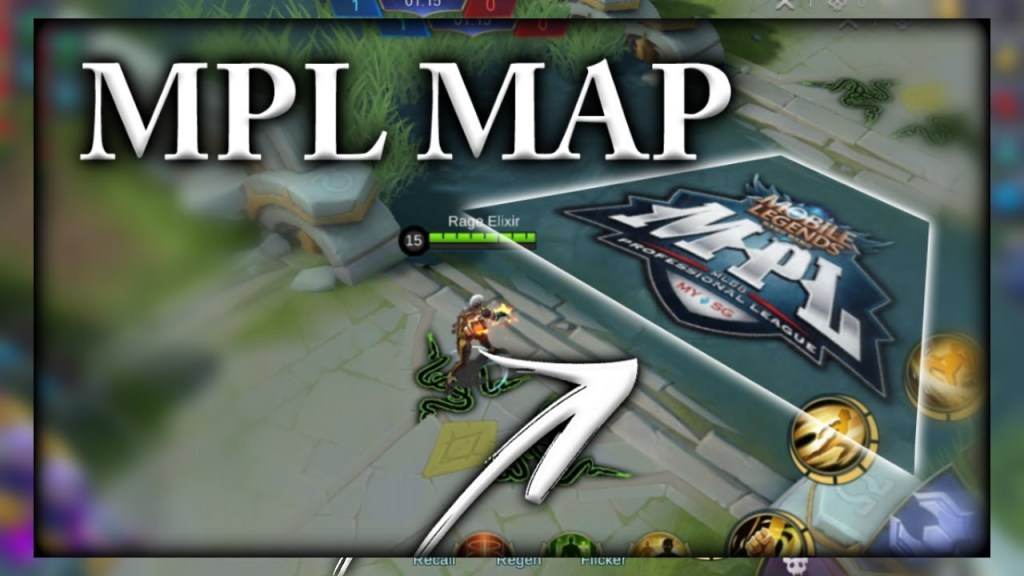 [Old] How to get MPL Map? [Mobile Legends Custom Map] App Script all patches.