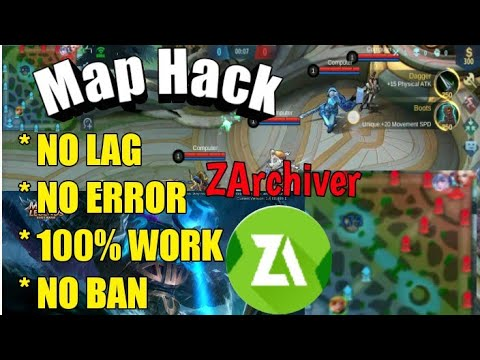 LATEST | Map Hack | Script Radar | atlas | Mobile Legends : Bang Bang