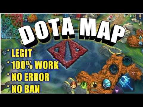 Make it DOTA Map | Tutorial | Mobile Legends : Bang Bang