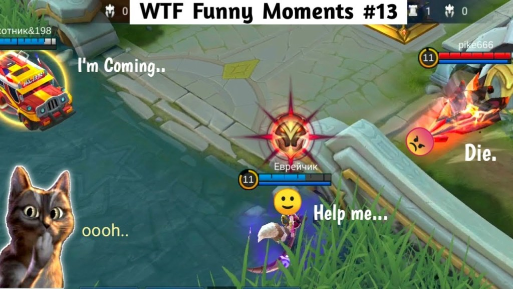 WTF Funny Moments Episode #13 | Mobile Legends