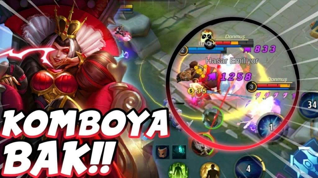 BOYLE KOMBO GORMEDINIZ!! - AURORA MID LANE - Mobile Legends Bang Bang