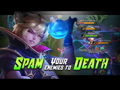 HOW TO USE HARITH IN MOST EFFECTIVE WAY | Mobile Legends Bang Bang