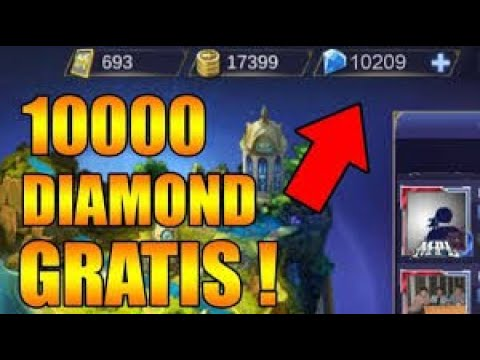 Terbaru cara mendapatkan diamond mobile legends gratis tanpa aplikasi dan tanpa cheat auto sultan!!