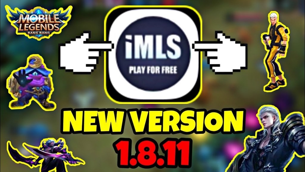 UNLOCK ALL SKIN ON MOBILE LEGENDS FOR FREE!!!   IMLS APP NEW UPDATE ( VER 1.8.11 )