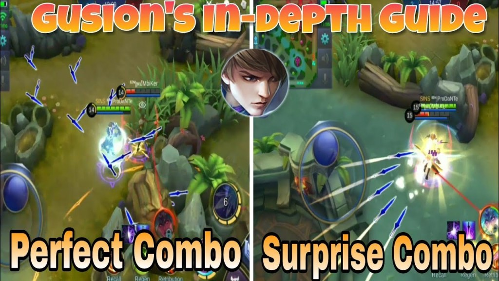 Gusion In-depth Guide | All Combo and Build Explained | Mobile Legends